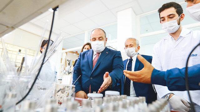 Kovid-19 ilacı burada üretiliyor: Üretilen tüm ilaçlar Türkiye'deki koronavirüs hastalarına veriliyor