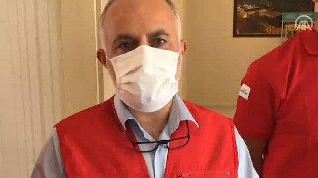 Kızılay Başkanı Kerem Kınık'tan saldırı açıklaması: Dokunulmazlığı bulunan personele yapılan alçakça saldırıyı kınıyorum
