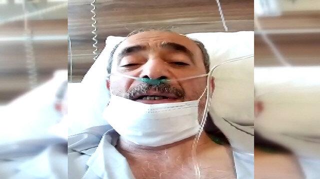 Koronavirüse yakalanıp hayatını kaybeden adamdan yürek yakan son mesaj: Ben geç kaldım, sizler sakın kalmayın