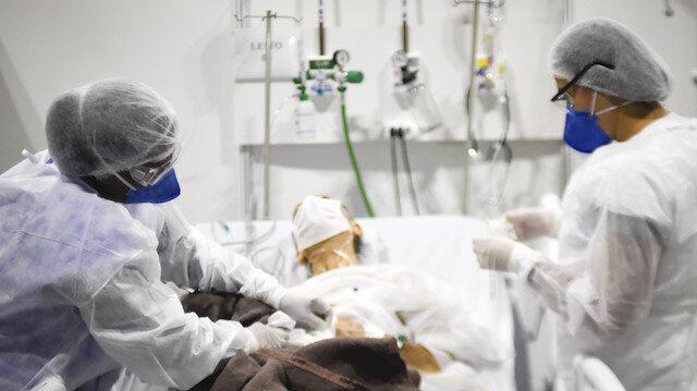 Dünya genelinde bilanço giderek ağırlaşıyor: Koronavirüs tespit edilen kişi sayısı 29 milyon 185 bini aştı