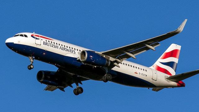 İngiltere'den New York'a giden uçakta acil durum sinyali verildi