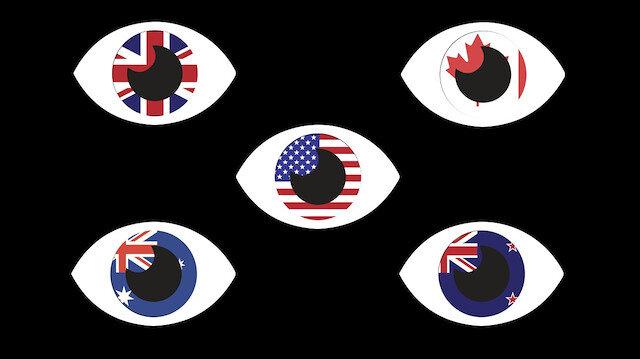 Milletler üstü Beş Gözlü istihbarat dünyayı izliyor