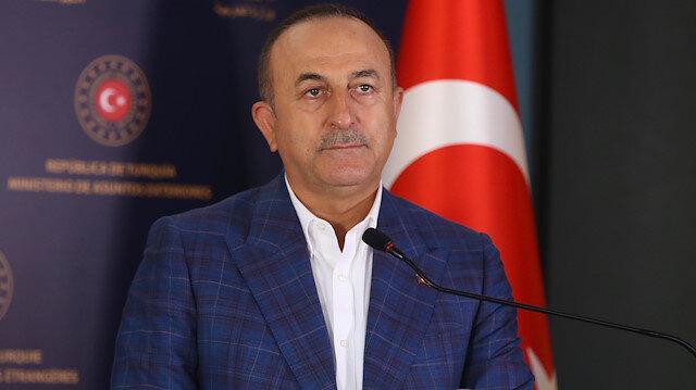 Bakan Çavuşoğlu: Türkiye'nin Doğu Akdeniz'de geri adım atmadı, Oruç Reis bakım ve ikmal için çekildi