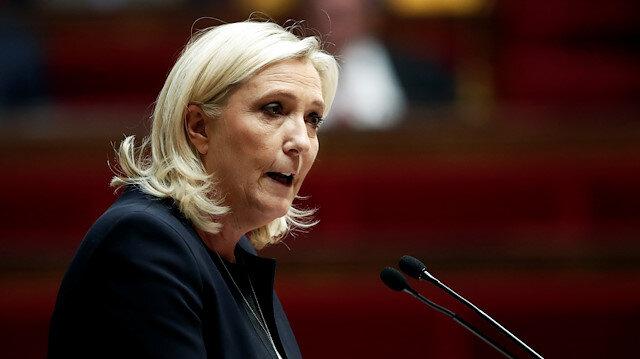 Macron'un rakibi aşırı sağcı Le Pen, Türkiye konusunda rakibi Macron'a destek verdi: Arkasındayım