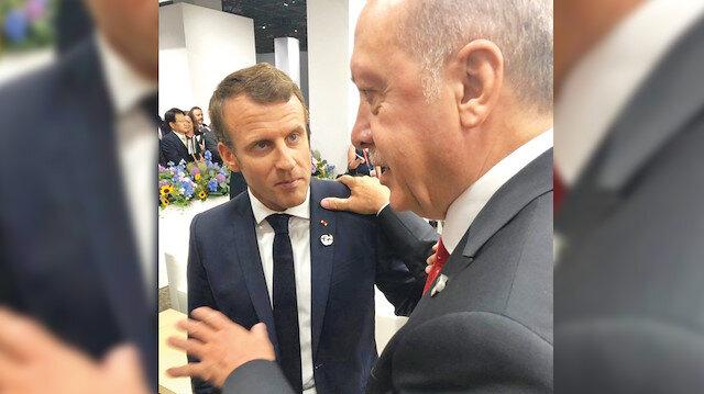 Sonu Napolyon gibi olacak: Macron da Napolyon gibi mağlup olacak çünkü karşısında Erdoğan var