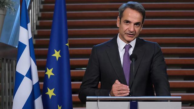 Yunan Başbakan Miçotakis: Türkiye ile en kısa sürede görüşmeye hazırız