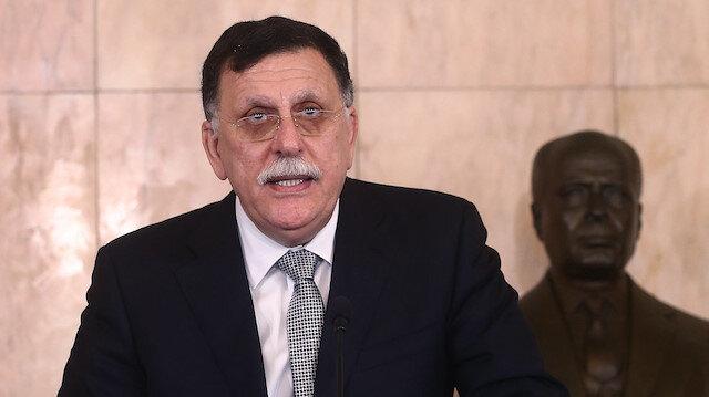 Libya UMH Başbakanı Serrac'ın istifa edeceği iddia edildi