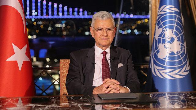 Dış politikada büyük onur: Volkan Bozkır, BM Genel Kurulu Başkanlığı görevini bugün devralıyor