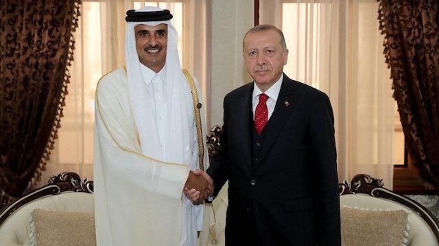 Katar, İsrail'le anlaşmayı reddetti: Filistin sorunu çözülene kadar normalleşme mümkün değil