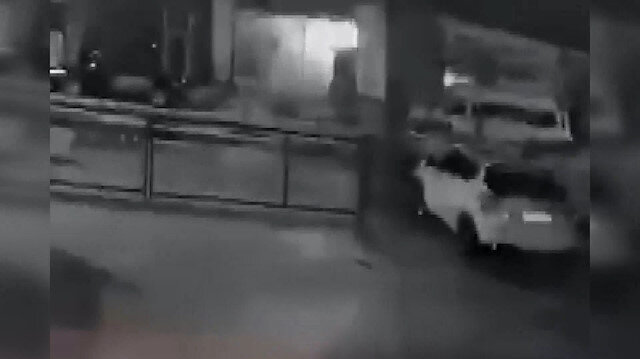 Yolava'da lokantadaki patlama anı: Yoldan geçen vatandaş saniyelerle kurtuldu