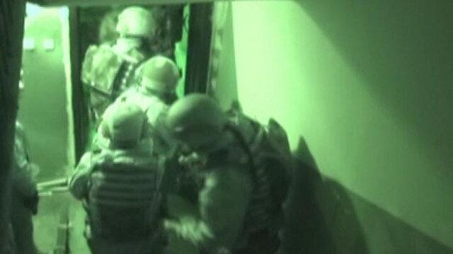 Kayseri'deki terör örgütü DEAŞ operasyonunda 3 şüpheli yakalandı