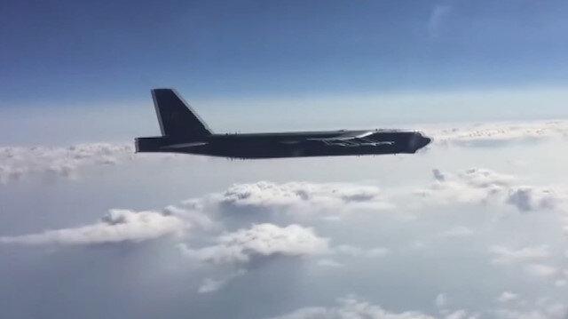 Karadeniz'de tehlikeli gerginlik: Rus uçakları ABD'ye ait B-52 bombardıman uçağını engelledi