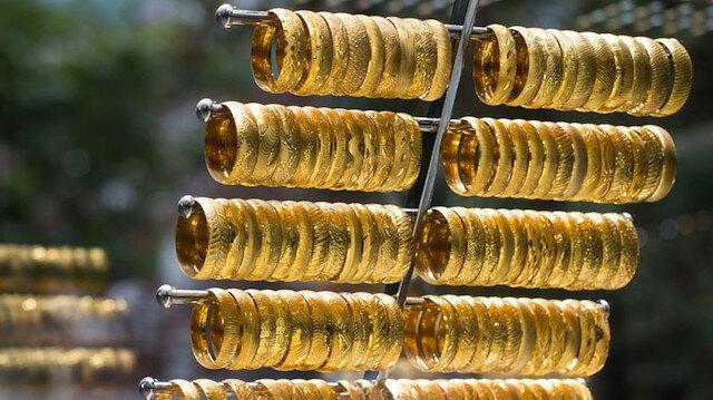 Kapalıçarşı'da altın fiyatları: Gram altın günü 473,8 liradan tamamladı