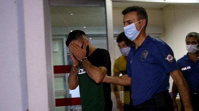 Adana'da korku dolu anlar: Kız arkadaşını darbeden ve 9. kattaki balkondan sarkıtan kişi operasyonla yakalandı