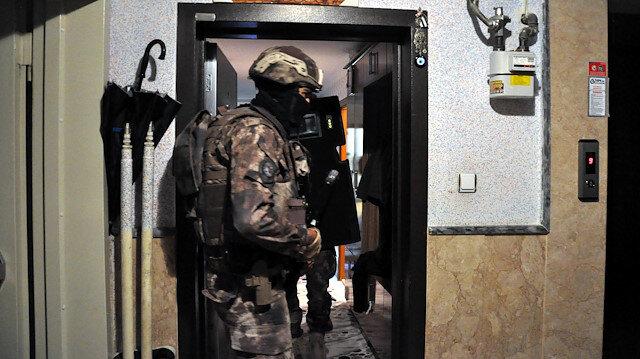Ankara'da hırsızlık operasyonu: 12'nci eve girerken kapıda yakalandılar