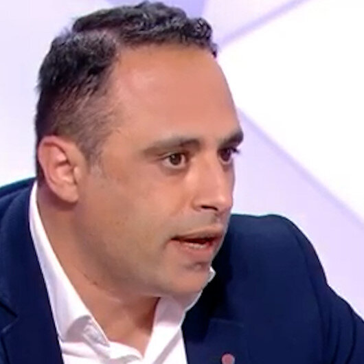 Fransa TVsinde Türk, Macron yanlılarını susturdu: Suriyede Libyada kaybettiniz Akdenizde de sonuç aynı olacak