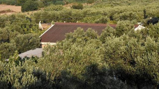 CHP'li Didim Belediye Başkanı'nın tecavüzle suçlandığı çiftlik evi, dikenli tellerle çevrili