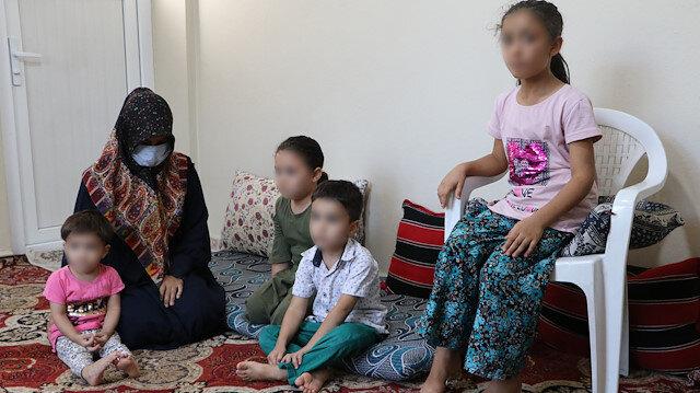 Eşi ile 4 çocuğunu kemer ve sopayla dövdü, tutuklandı