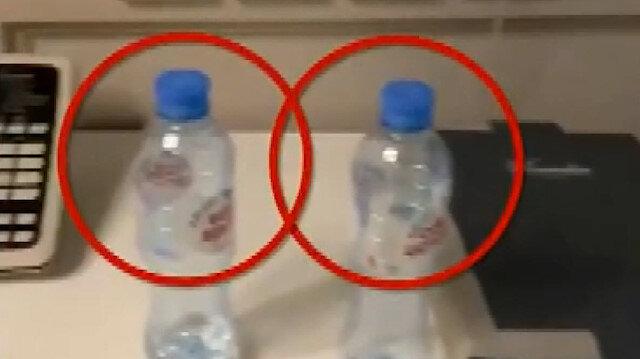 Rus muhalif lider Navalni, zehirlendiğini iddia ettiği su şişesini paylaştı