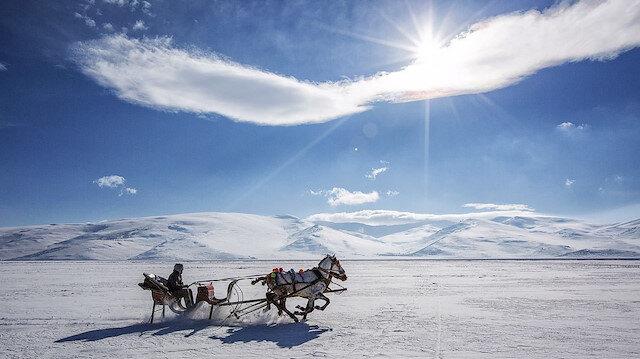 Denizden dağlara doğru: Bir kış tatili rotası