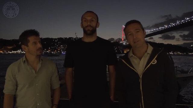 Ali Koç ve Emre Belözoğlu, Vedat Muriqiye böyle veda etti