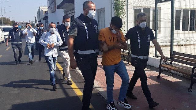 Adana'da ki tartışmada ki 4 zanlının 3'ü tutuklandı.