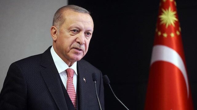 Cumhurbaşkanı Erdoğan dış politikayı eleştirenlere sordu: Türkiye bu mücadeleleri vermezse ne olur?