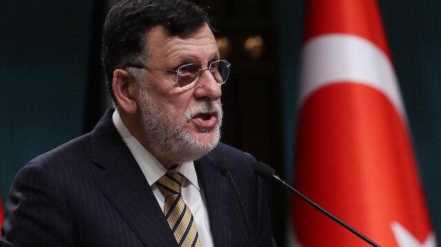 Libya Başbakanı Serrac Ekim sonunda görevi bırakacağını açıkladı