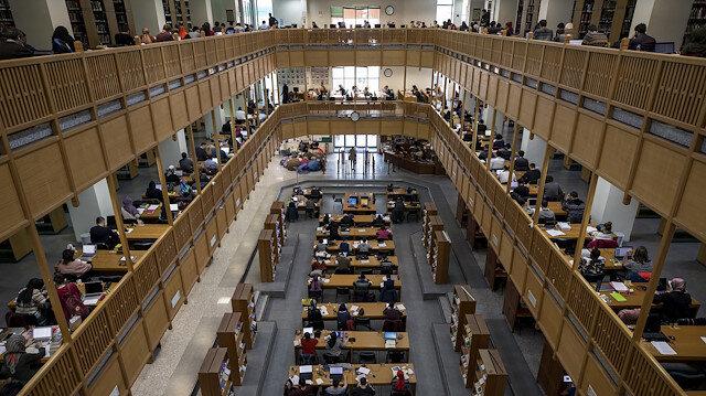 İnsan kütüphanesini özlüyor