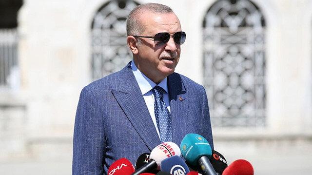 Cumhurbaşkanı Erdoğan'dan koronavirüs uyarısı: İşi sıkı tutmak zorundayız