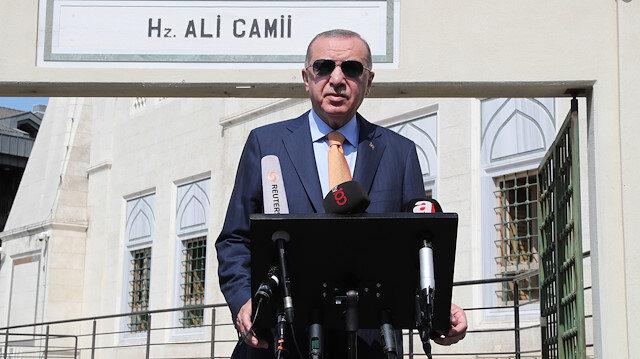Cumhurbaşkanı Erdoğan: Darbeci Hafter eninde sonunda kaybedecek
