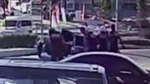 Esenyurt'ta genç kadını polisler ölümden son anda kurtardı