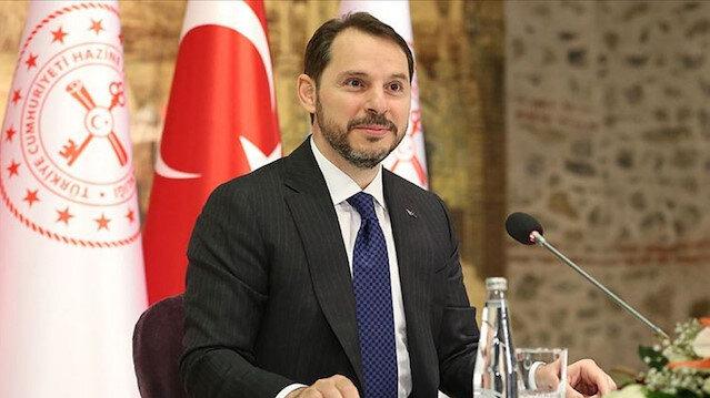 Bakan Albayrak: OECD'ye göre pandemiden en az etkilenecek 3. ülke Türkiye