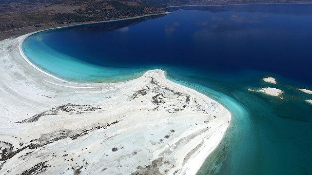 Türkiye'nin Maldivleri için flaş yasak kararı: Salda Gölü'ne girişlere yasak gelebilir
