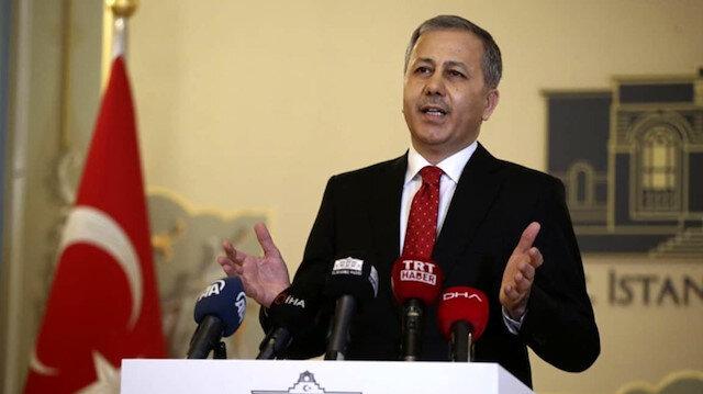 İstanbul Valisi Yerlikaya İstanbul'daki kademeli mesai saatlerini açıkladı