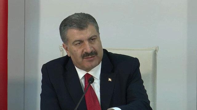 Sağlık Bakanı Koca koronavirüs aşısı hakkında açıklama yaptı: Bu yılın sonunda...