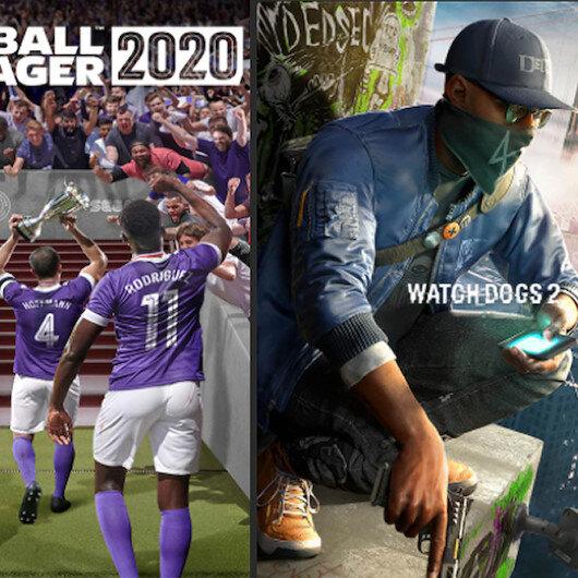 Epic Games'ten oyunseverlere jest: Football Manager ve Watch Dogs 2 ücretsiz