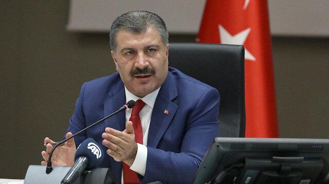 Bakan Koca: Türkiye dünyada filyasyonu en iyi yapan ülkelerden biri