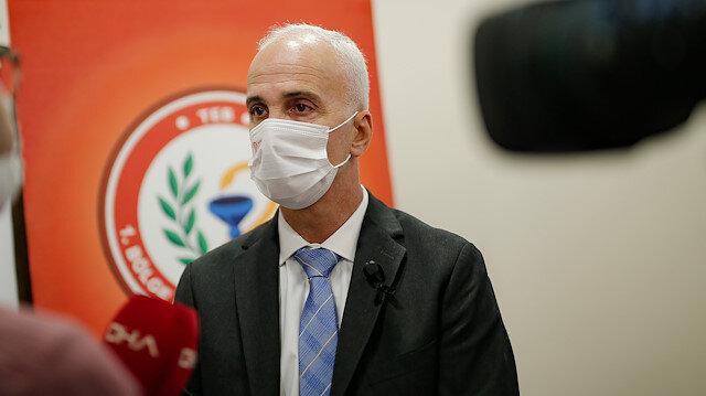 Eczacı Odası Başkanı Sarıalioğlu: ''Lütfen grip aşısı geldiğinde bana haber verin'' diyorlar