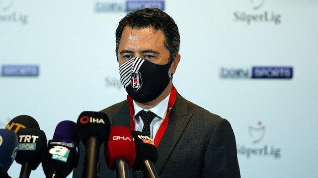 Beşiktaş TFF'den Antalyaspor'un yeniden Kovid-19 testi yapmasını istedi