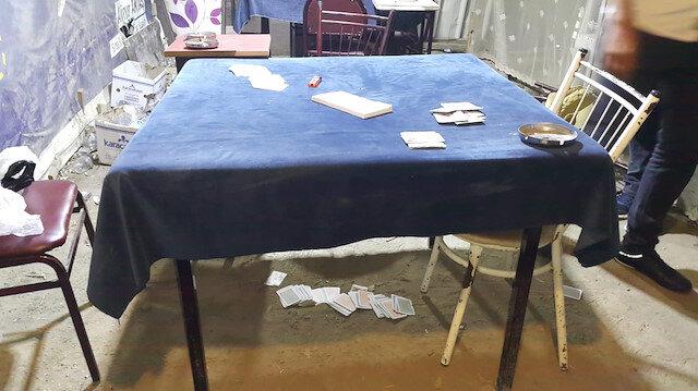 Bu kadarına da pes dedirten operasyon: Portatif çadırlarla kumarhane kurup 38 kişi toplamışlar