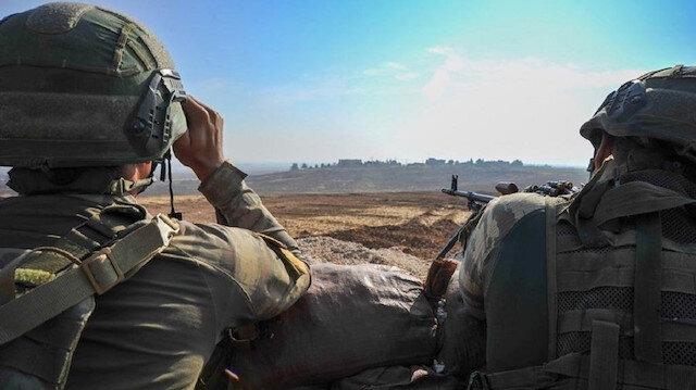 MSB: Barış Pınarı bölgesinde 8 terörist etkisiz hale getirildi