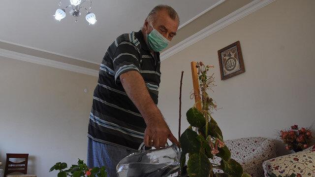 Kütahyalı vatandaş aylarca evine kimseyi almadı, virüs bayramda gelen kızından bulaştı