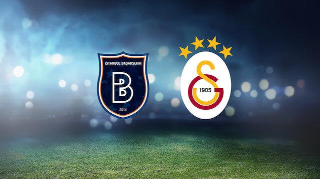 Başakşehir Galatasaray (CANLI)
