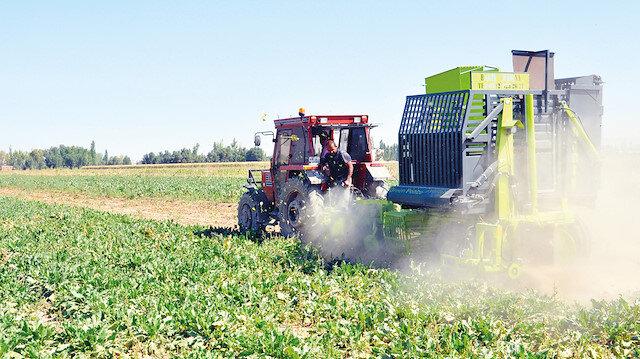 Tarıma destek 120 milyarı aştı: Tarım bankacılığı konsepti özel imkanlar ve kredi kolaylığı sunuyor