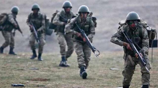 Teröristlere bir darbe daha: Hakkari'de iki terörist etkisiz hale getirildi