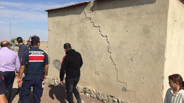 Niğde'deki deprem Konya'yı da etkiledi 10 ev hasar gördü: Bazı aileler için çadır kuruldu