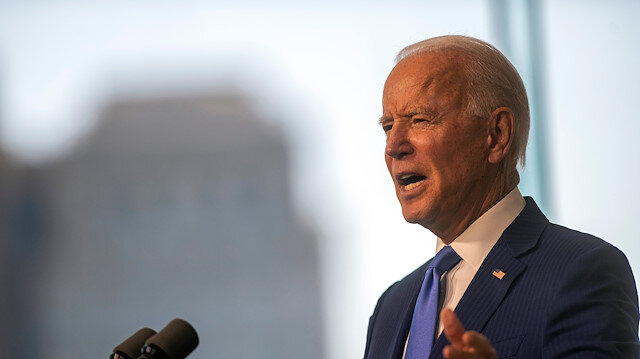 ABD'de koronavirüs sebebiyle 200 milyon kişinin öldüğünü söyleyen Joe Biden'ın gafı alay konusu oldu