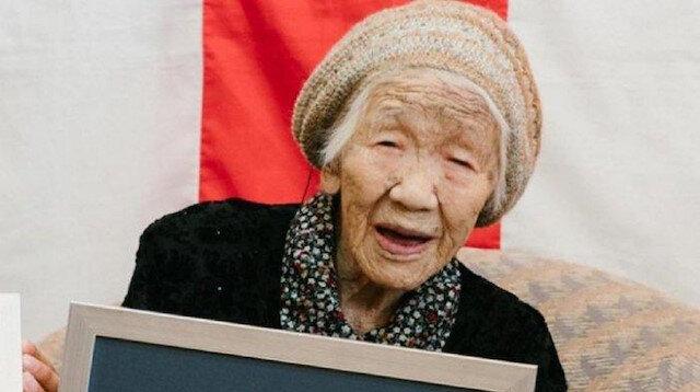Japonya'nın en yaşlı insanı: Tam 117 yaşında