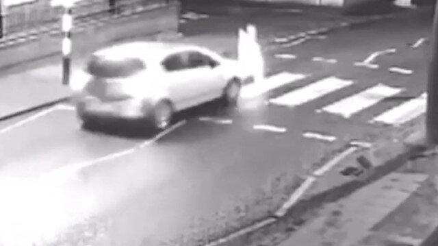 İngiltere'de ilginç olay: Kadın sürücünün çarpıp kaçtığı yaya kayınpederi çıktı